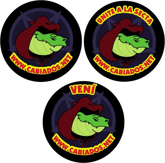 Logo and Mascot Development for Website / Client: los3cabiados.com